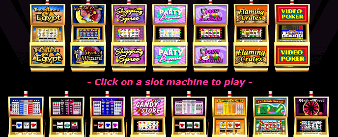 Are online slot machines rigged casino creek little